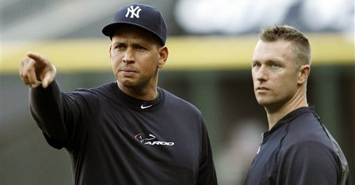 Cavalea won't be back next year. Maybe not A-Rod either. (AP)