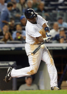 This looks like ... not the right way to hit. (Presswire)