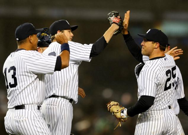 First win of the season! (Photo credit: NY Daily News)