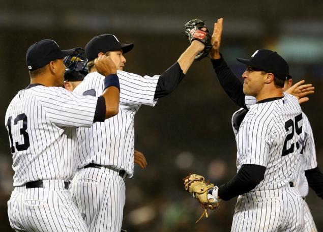 First win of the season! (Photo credit: NY Daily News)
