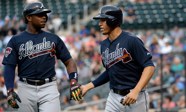 Upton and Simmons a few years back. (Presswire)
