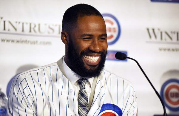 Heyward. (David Banks/Getty)