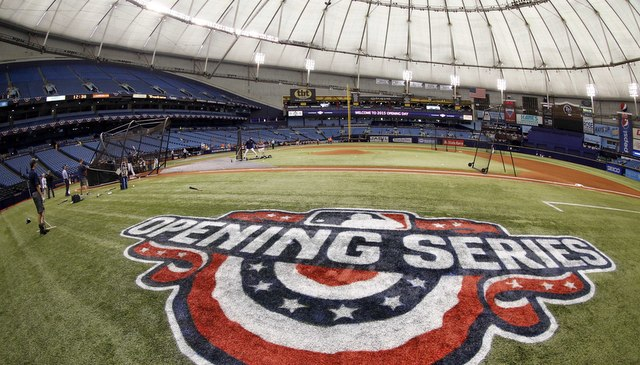 Meaningful baseball! Indoors? (Presswire)