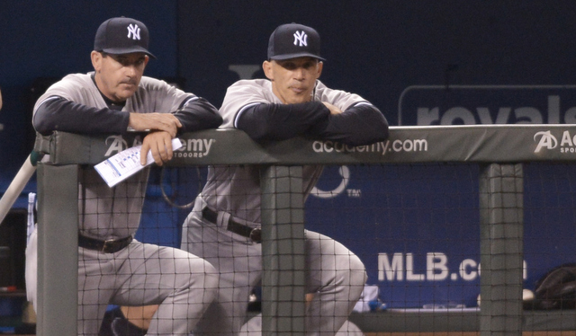 Thomson and Girardi. (Presswire)