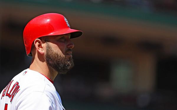 Beard's gotta go, Matt. (Jeff Curry/Getty)