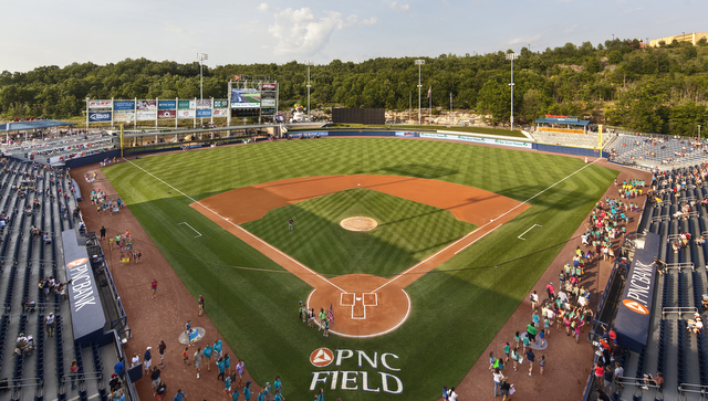 Home of the RailRiders. (EwingCole.com)