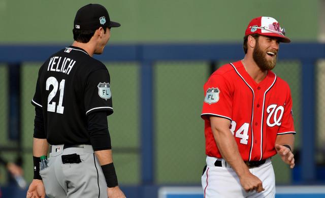 Trade both to Yankees pls. (Presswire)