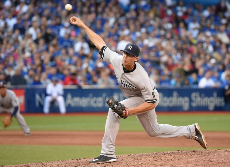 Clippard. (Dan Hamilton/USA TODAY Sports)