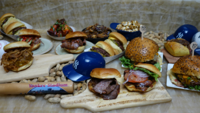 More food, more fun? (Steven Tydings/River Ave. Blues)