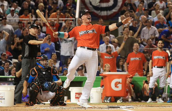 Bour. (Mike Ehrmann/Getty)
