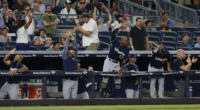 Remember when the Yankees had fun? (Presswire)