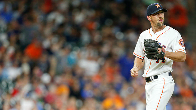 Gregerson (Bob Levey/Getty)