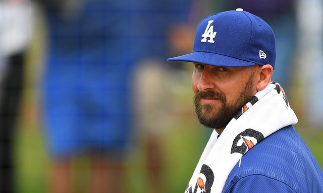 Bard. (Dodgers Photog Blog)