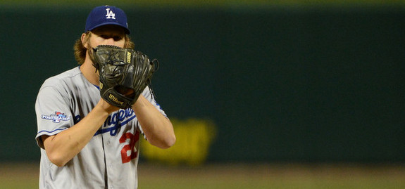 Is a Garza now worth a shot at a Kershaw later? (Getty)