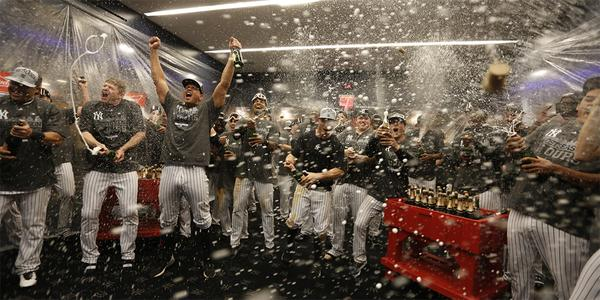 I love this photo so much. (@Yankees)