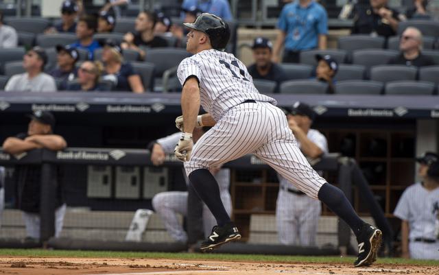 Gardner hit seven three-run homers in 2015. (Presswire)