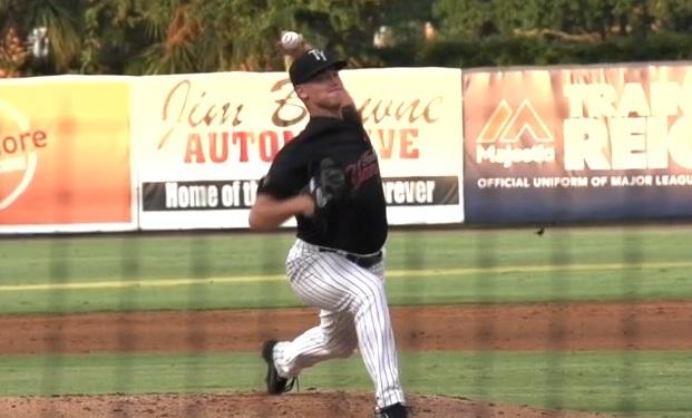 Clarkin. (MLB.com video screen grab)