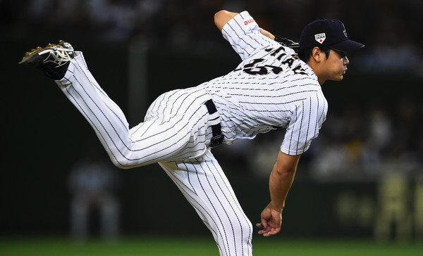 Otani. (Masterpress/Getty)