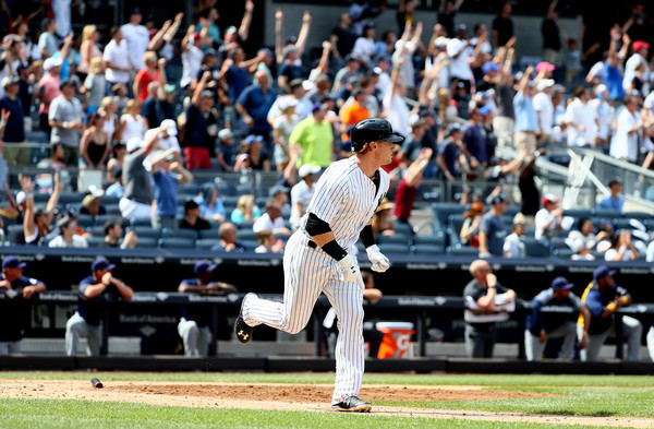 Welcome to the Bronx, Clint. (Al Bello/Getty Images)